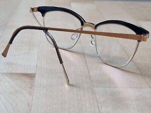 Fully refurbished Lindberg Strip Titanium 9819 Col PGT Glasses Frames DENMARK