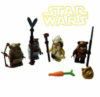 Star Wars Ewoks Minifigures Compatible Custom Bundle New Sealed Packets
