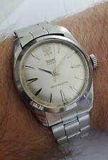 Rolex Tudor Oyster Rose Gent's Wristwatch Ref 7934 Good condition
