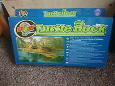 Zoo Med Turtle Dock Large - Basking Platform for Aquatic Amphibians and Turtles
