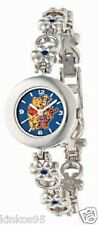 NEW Disney Winnie The Pooh Tigger & Piglet Flower Bracelet Watch HTF