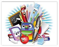 Schul-/Kindergartenmappen/Passepartoutmappen Schoeller&Stanzwerk 25 - Schulstart