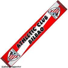 BUFANDA ATHLETIC CLUB BILBAO España scarf no bandera camiseta banderin gorra ...