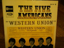 """the five americans""""western union""""or.ep.fr.stateside103."""