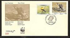 CANADA QUEBEC PROVINCE #QW12 1999 WILDLIFE CONSERVATION FIRST DAY COVER