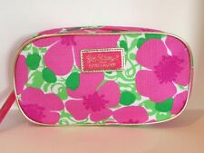 NEW Estee Lauder Lilly Pulitzer  Cosmetic Make Up Bag  (canvas)