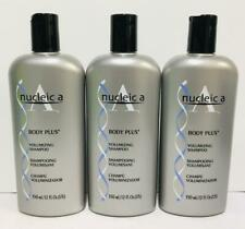 Nucleic A Body Plus Volumizing Shampoo - 3 Pack (12 fl oz each)