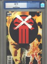Earth X #3 CGC 9.6 (1999) Highest Grade Only 2 @ 9.6