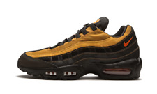 Nike Air Max 95 BLACK WHEAT COSMIC CLAY AT9865-014 Running Shoes Retro OG Men's