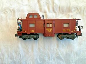American Flyer by Gilbert #979 Action Caboose w/Fat Man!! L@@K