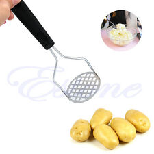 Egg Potato Masher stainless steel Vegetable Egg Fruit Crusher Ricer Masher