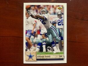 1992 Upper Deck Football - Complete Your Set - You Pick (251-500)