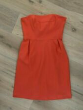 Lovely womens strapless dress from Theory, size 6, great condition