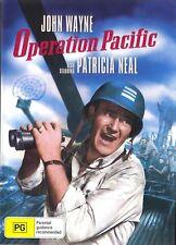 Operation Pacific ( John Wayne ) - New Region All DVD