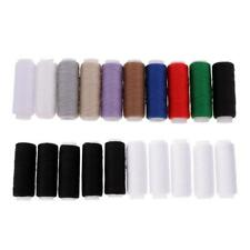 20Pcs Overlock Sewing Machine Polyester Thread Spools For Sewing Multicolor