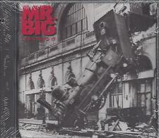 "MR. BIG  ""Lean Into It""  NEW SEALED ROCK CD"