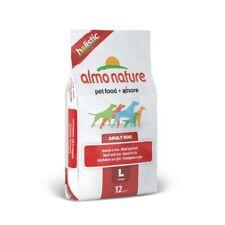 Almo Nature Holistic Large Adult Manzo 12 kg Cane