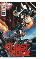 All New Ghost Rider #2 1:25 Incentive Variant Cover Marvel Comics 2014 Pop Mhan