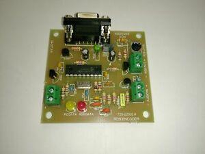 RDS ENCODER FOR FM TRANSMITTER rds encoder for fm transmitter FM BROADCAST