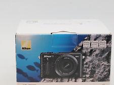 Nikon 1 AW1 Mirrorless Digital Camera (BODY) -BLACK