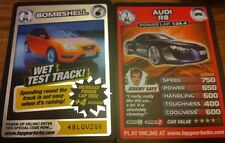 Top Gear Turbo Challenge Test Series All 64 Base Cards And All 10 Rares