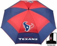 "Houston Texans 62"" Team Effort Wind Sheer Golf Umbrella"