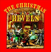 REVEL PLAYERS - THE CHRISTMAS REVELS: TRADITIONAL & RITUAL CAROLS (NEW CD)