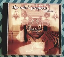 Altitude by The Rake's Progress_PROMO CD;rare alternate cover (Almo Sounds 1995)