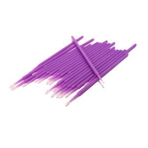 20pcs Microbrush S pour application Précise de Peinture, Colles, etc... 1/35 HO
