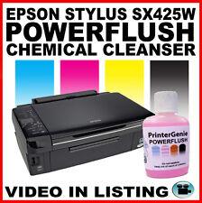 Epson Stylus SX425W - Head Cleaner -  Nozzle Cleanser: Printhead Unblocker