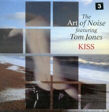 ART OF NOISE featuring Tom Jones - Kiss 3TR CDS 1988 SYNTH-POP