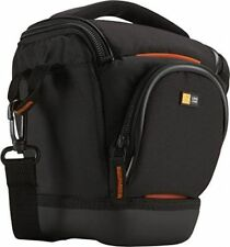 Case Logic Slrc200 Compact Nylon Bag With Eva Protection for SLR Camera Black