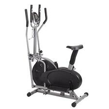 Elliptical Bike 2 IN 1 Cross Trainer Exercise Fitness Machine Upgraded Model 14H