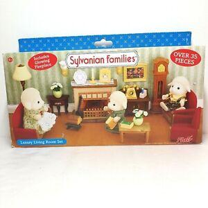 Sylvanian Families - Luxury Living Room Set - 4704
