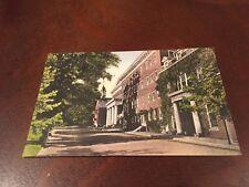 Rare, Vintage Postcard, Salem College, Winston-Salem N.C, hand colored