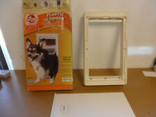 Ideal pet 7 in. x 11.25 in. Medium Original Frame Pet Door
