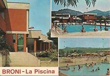 BRONI - LA PISCINA - 3 VEDUTE - NV