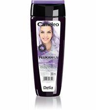 DeliaCameleo Purple Hair Rinse Lavender Water Eliminates Yellow Hair Shade 200ml