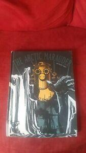 The Arctic Marauder Jacques Tardi 2011 Fantagraphics Books Hardcover HC