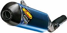 FMF Factory Exhaust KAWASAKI '11-16 KX250F 4.1 RCT Slip-On Ti/SS Carbon 042259