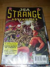 JSA Strange Adventures #1-6 Mini Series Full Set by Kitson & Erskine DC 2004