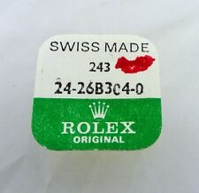 NOS Rolex New Authentic Caliber 1400 Steel Watch Crown 4 1/2mm Part 24-26B3C4-0
