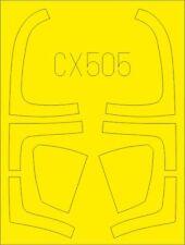 Eduard 1/72 McDonnell F-15E Strike Eagle Peinture Masque # CX505