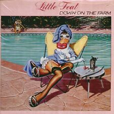 "LITTLE FEAT "" DOWN ON THE FARM "" LP SIGILLATO 1979 WARNER ITALY"