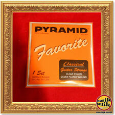 "Pyramid Klassik-Gitarre Saiten-Satz ""FAVORITE"" 341200"