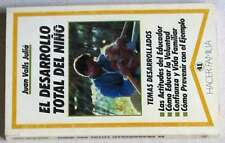 EL DESARROLLO TOTAL DEL NIÑO - HACER FAMILIA - TEMAS DESARROLLADOS - 1992 - VER
