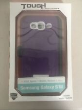 Body Glove Tough Suit Case for Samsung Galaxy S3, Plum, CRC93400