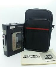 Panasonic RX-SR29 STEREO RADIO CASSETTE RECORDER w/ Operating Instructions