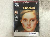 SHOCKED DVD JODIE FOSTER MICHAEL LITHGOW NUEVA PRECINTADA