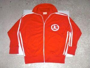 Vintage 1970's ST LOUIS CARDINALS baseball Track Jacket men's Large /XL